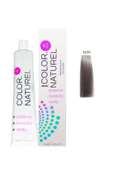 Color Naturel - Color Naturel Saç Boyası 12.01 Küllü Platin 100 ml