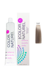 Color Naturel - Color Naturel Saç Boyası 12.07 İrize Platin 100 ml