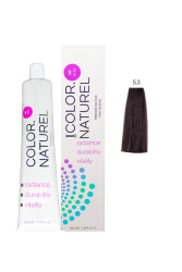 Color Naturel - Color Naturel Saç Boyası 5.3 Altın Kahve 100 ml