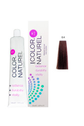 Color Naturel - Color Naturel Saç Boyası 6.4 Koyu Bakır 100 ml