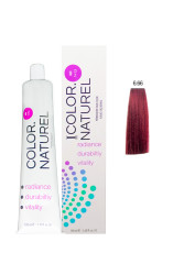Color Naturel - Color Naturel Saç Boyası 6.66 Kızıl 100 ml