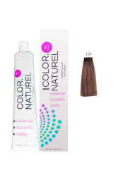 Color Naturel - Color Naturel Saç Boyası 7.77 Açık Çikolata Kahve 100 ml