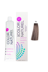 Color Naturel - Color Naturel Saç Boyası 7B Koyu Bej 100 ml