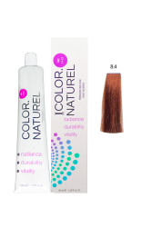 Color Naturel - Color Naturel Saç Boyası 8.4 Açık Bakır 100 ml