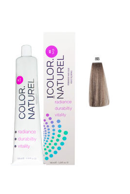 Color Naturel Saç Boyası 8B Orta Bej 100 ml
