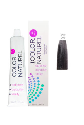 Color Naturel Saç Boyası Mix Gri 100 ml