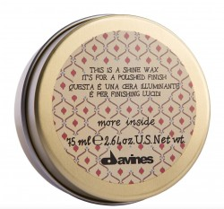 Davines More İnside Shine Parlak Wax 75ml - Thumbnail