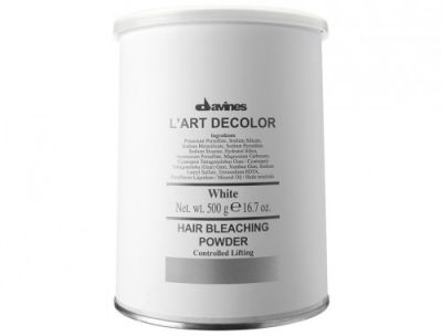 L´Art Decolor Hair Bleaching Powder - Toz Açici 500Gr